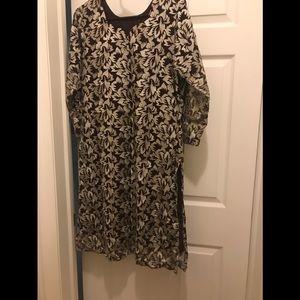 Dresses & Skirts - Pakistani Indian Shalwar Kameez